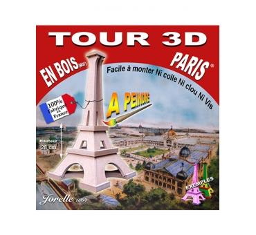 Tour Eiffel 3D