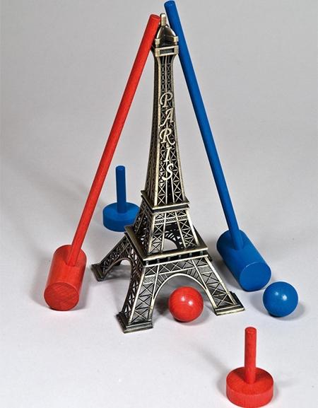 Croquet de Paris
