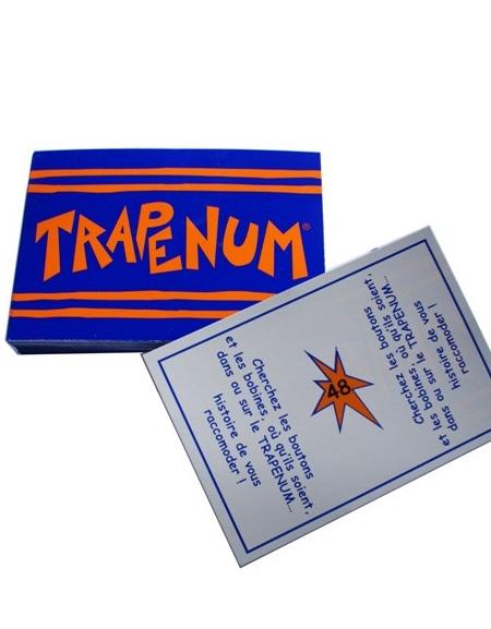 Cartes pour le Trapénum